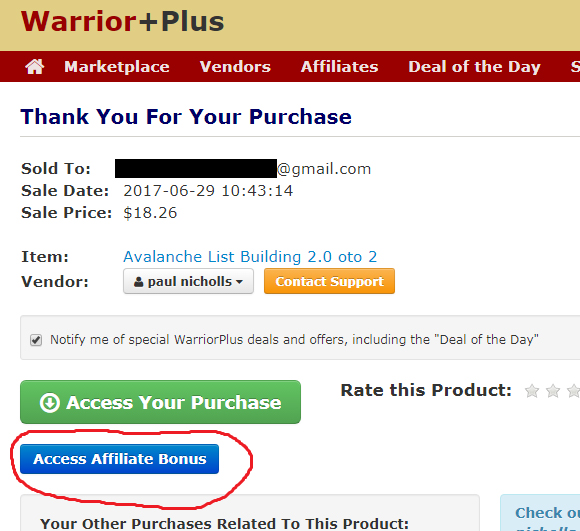 warriorplus