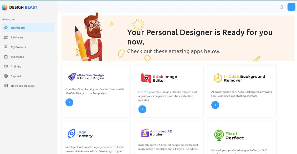 Designbeast-dash